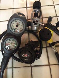 Aqualung Dive Equipment