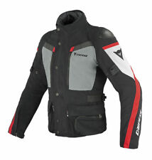 Dainese Leather Motorcycle Jackets with Removable Armour