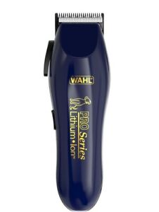 Wahl Dog Grooming Clippers Lithium Ion Pro Series Dog Clipper Kit Trimmer Pet