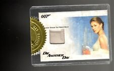 James Bond 50th Anniversary JBR27 costume card 229/375