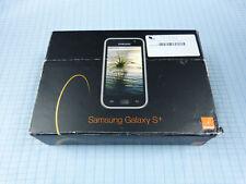 Samsung Galaxy S Plus GT-I9001 8GB Metallic Black! Neu&OVP! Ohne Simlock! #61,62