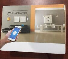 WiFi Light Switches Smart In-Wall Phone Remote Control Wireless No Hub Timing