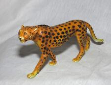 Vintage Aaa Cheetah Pvc Zoo Animal Ex