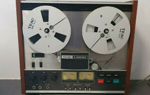 TEAC A-2300SX reel to reel tape player - working
