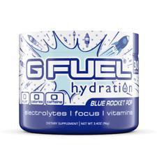 Gamma Labs G Fuel Hydration  Blue Rocket Pop 30 Servings