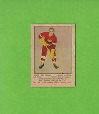 1951 Parkhurst #56 Ted Lindsay ROOKIE Detroit Red Wings HOF LOOK!