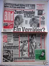 Bild Zeitung - 13.12.1990, Brigitte Nielsen, Gaby Seyfert,Ingrid Steeger,