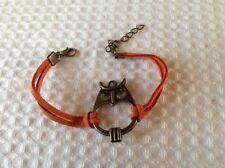 Lobster Leather Friendship Costume Bracelets