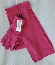 Apt. 9 Scarf and Gloves Set - 100% Cashmere