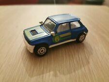 Corgi Juniors Renault 5 Gordini Turbo BP Blue