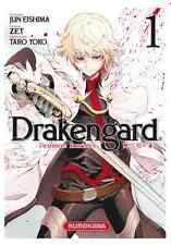 Manga Drakengard Destinées Ecarlates tome 1 Seinen ZET Eishima Yoko VF Kurokawa