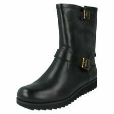 Ladies Clarks Ankle Boots 'Minx Trish'
