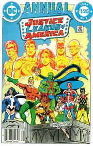 Justice League of America Annual #2 FN; DC | save on shipping - details inside