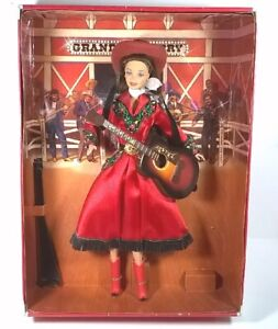 VINTAGE BARBIE DOLL SPECIAL EDITION GRAND OLE OPRY COUNTRY ROSE BARBIE MIB