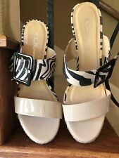 CL by Laundry Women Sandals, sz 9M, New