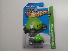 2012 Hot Wheels Imagination Angry Birds Minion 35/247