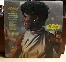 101 Strings Play Some Hits by Gladys Knight & Stevie Wonder LP Alshire S 5314