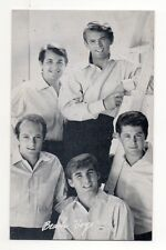 Beach Boys 1960's Exhibit Arcade Card