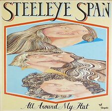"""12"""" LP - Steeleye Span - All Around My Hat - B546 - washed & cleaned"""