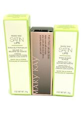 Mary Kay Satin Lips With A Gel Semi-Matte Lipstick In Shade Bashful You