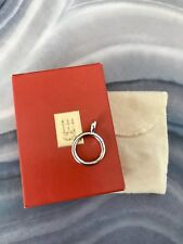 James Avery Sterling Silver Circlet Charm Holder