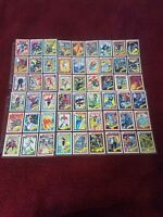 1990 Marvel Universe Series 1 - Singles - Complete your Set. Look ! Updated !