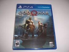 Original Box Case Replacement Sony PlayStation 4 PS4 God of War