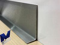 Ortgangblech Aluminium Pultdach Flachdach 3-fach gekantet.