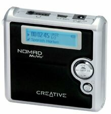 Creative Labs Nomad MuVo² 4 GB MP3 Player (Version 2.0)