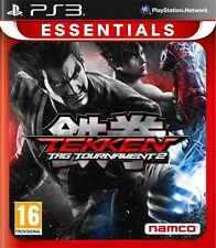 Tekken Tag Tournament 2 -- Pyramide Software (Sony PlayStation 3, 2013, DVD-Box)