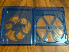 20 Blu-ray Replacement Cases 12mm 1-Disc Single W Logo RECYCLED