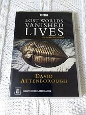 LOST WORLDS VANISHED LIVES – THE COMPLETE SERIES - DVD, R-4, LIKE NEW