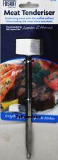 Stainless Steel Meat Tenderizer Kitchen Hammer Beater Mallet Tool Teeth Steak