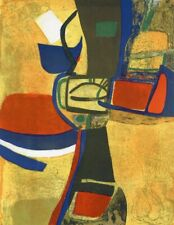 Maurice Esteve original lithograph - 1965