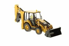 Caterpillar 1:50 scale Cat 432F2 Backhoe Loader - Diecast Masters 85249