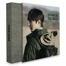 Lee Min Ho - [The Wild] Limited Edition 216p Photo book+Activation Card+Holder