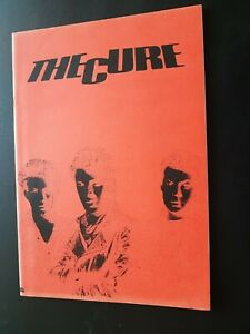 THE CURE - cutting book -