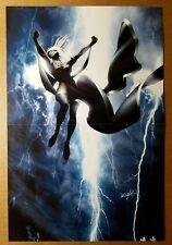 Uncanny X-Men 487 Storm Marvel Comics Poster by Salvador Larroca