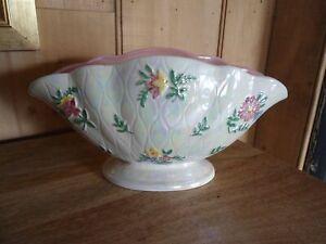 Maling Oval Planter Vase/Rose Bowl