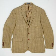 Men's Polo Ralph Lauren (42R) Tweed/Herringbone Linen/Silk Blazer/Sports Jacket