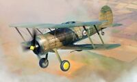 Gloster Gladiator Mk2 Aircraft Plastic Kit 1:48 Model MERIT MODEL