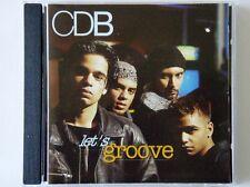 CDB - Let's Groove 1995 CD