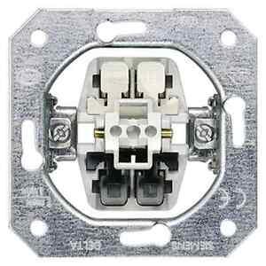 Siemens DELTA Schalter und Taster-Einsätze, Glimmlampe - neu