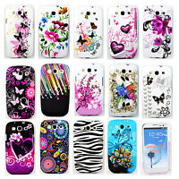 Soft Rubber Silicone Gel Protective Skin Case Cover For Samsung Galaxy S3 S III