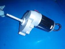 GEAR MOTOR GEARMOTOR 12 VOLT DC WITH OUTPUT SHAFT 150-160 RPM 180 WATT NEW