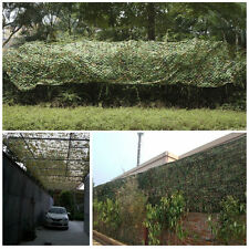 4m x 1.5m Stealth Ghost Camo Net Woodland Pigeon Hide Shooting Decoy Camouflage