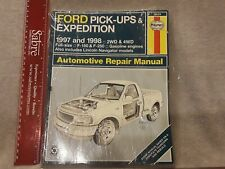 HAYNES 36059 - FORD PICK-UPS & EXPEDITION 97 & 98 + LINCOLN NAVIGATOR