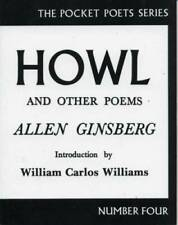 Howl and Other Poems (City Lights Pocket Poets, No. 4) - Paperback - Very Good