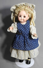 ANTIQUE REPRODUCTION GERMANY 221 MOLD GOOGLY DOLL J.D.K. ALL BISQUE
