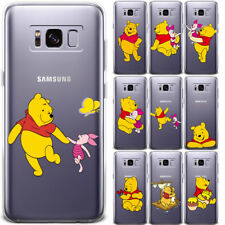 Disney Winnie the Pooh and Piglet Print Phone Case Cover For Samsung Google